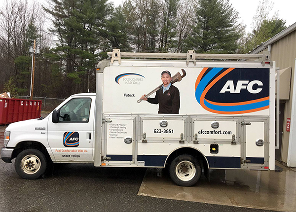 plumbing service in central maine